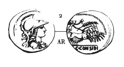 Denier Considia _ RRC 465/5