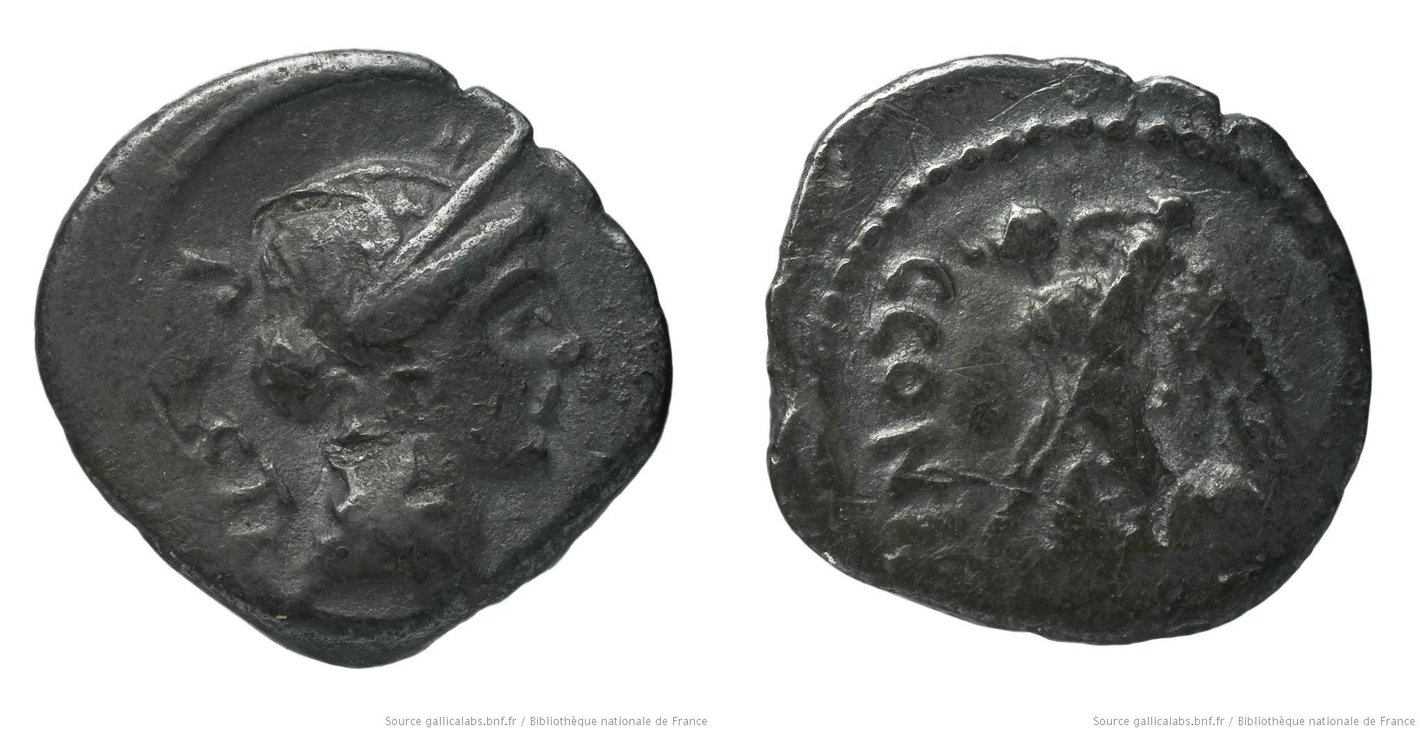 1487CO – Quinaire Considia – Caius Considius Pætus