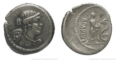 1501PA – Quinaire Papia – Lucius Papius Celsus