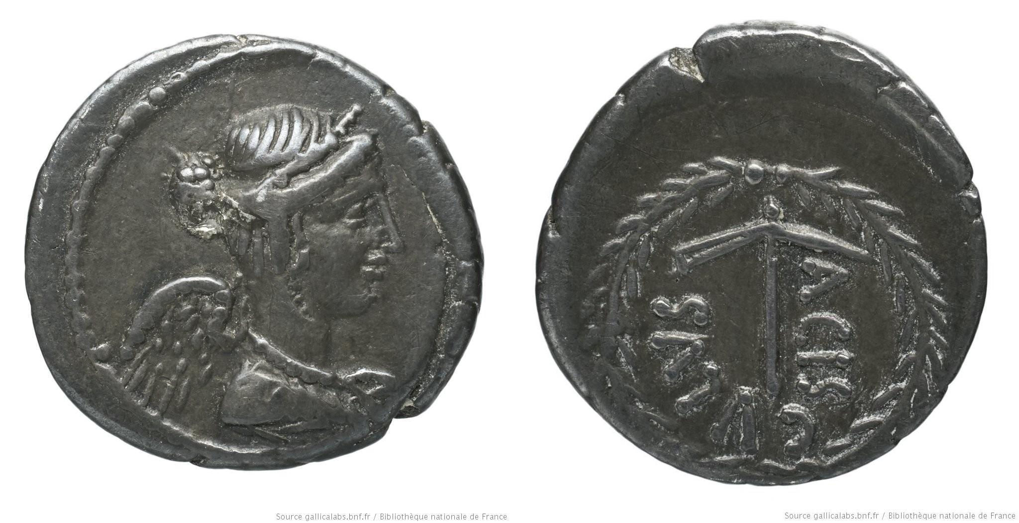 You are currently viewing 1513VA – Quinaire Valeria – Lucius Valerius Acisculus