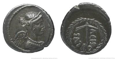 1513VA – Quinaire Valeria – Lucius Valerius Acisculus