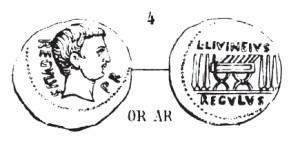 Denier Livineia _ RRC 494/27
