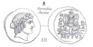 Denier Brutus _ RRC 503/1