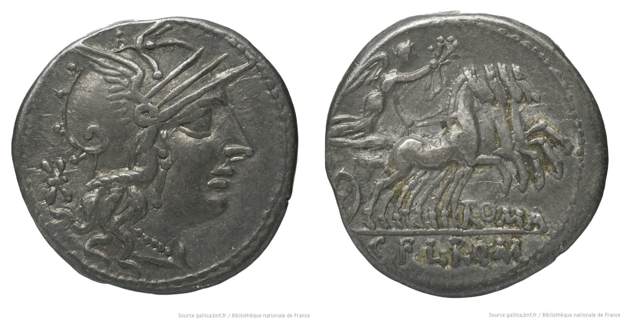 1073MA – Denier Marcia – Quintus Marcius