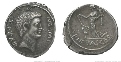 Read more about the article 1681AN – Denier Marc Antoine – Marcus Antonius