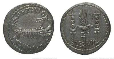 1771AN – Denier Marc Antoine – Marcus Antonius