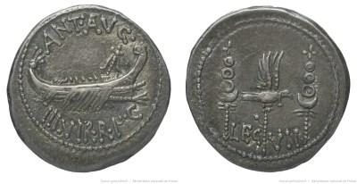 1770AN – Denier Marc Antoine – Marcus Antonius