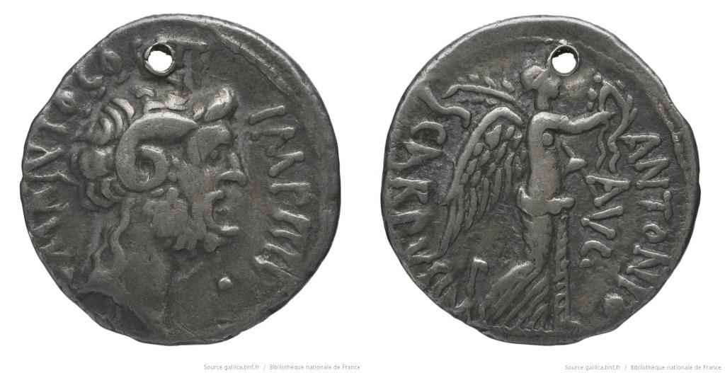 1800PI – Denier Pinaria – Lucius Pinarius Scarpus