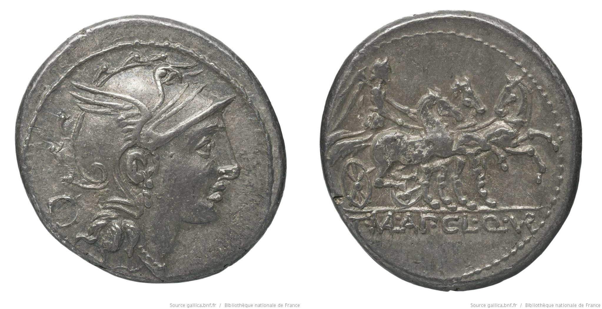 1114MA – Denier Mallia – Titus Mallius Mancinus