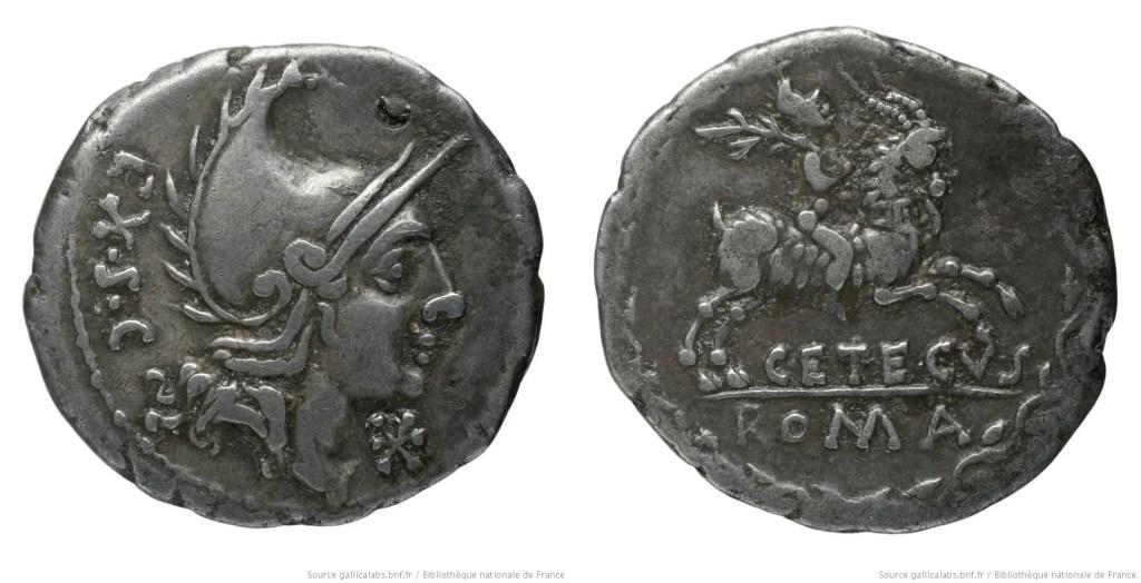 Read more about the article 1085CO – Denier Cornelia – P. Cornélius Cetegus