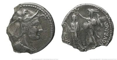1663CO – Denier Cornuficia – Quintus Cornuficius