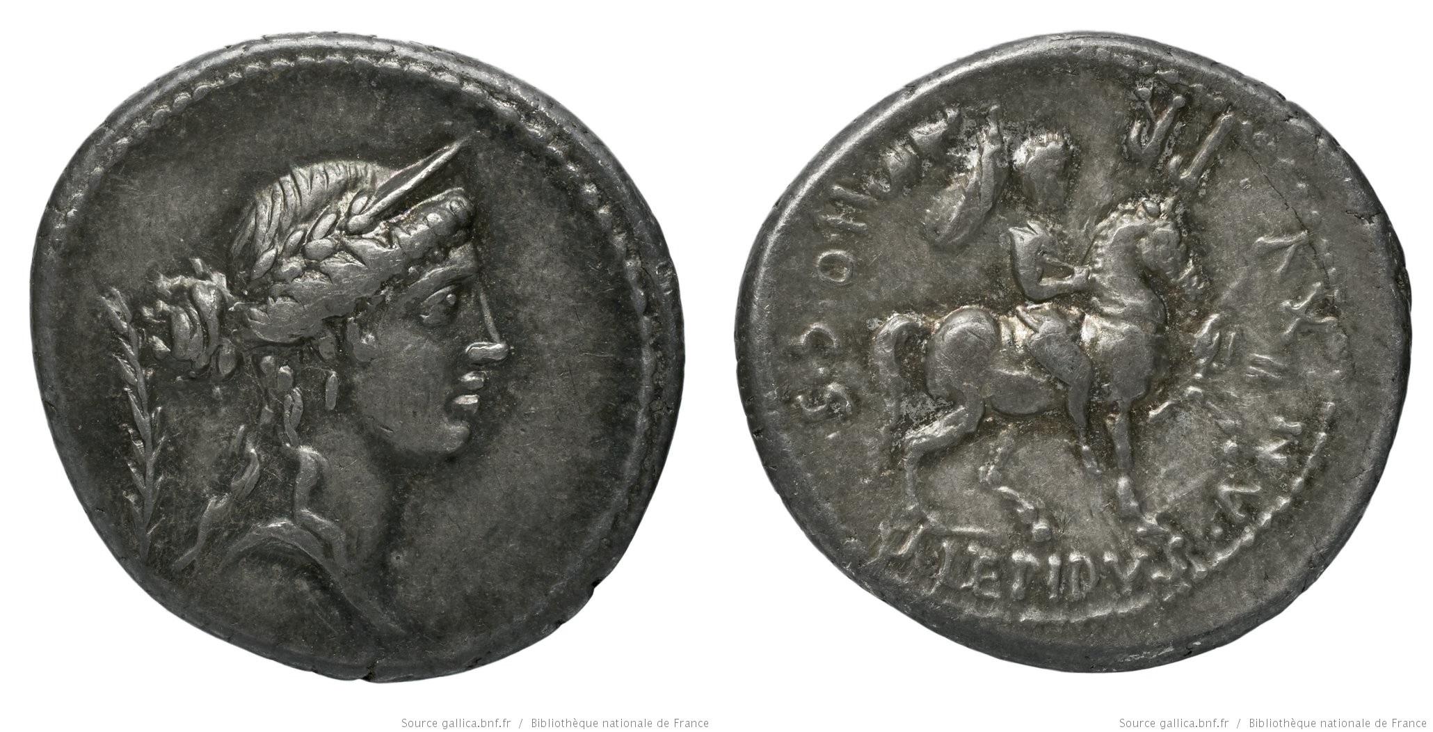 You are currently viewing 1382AE – Denier Aemilia – Marcus Æmilius Lepidus