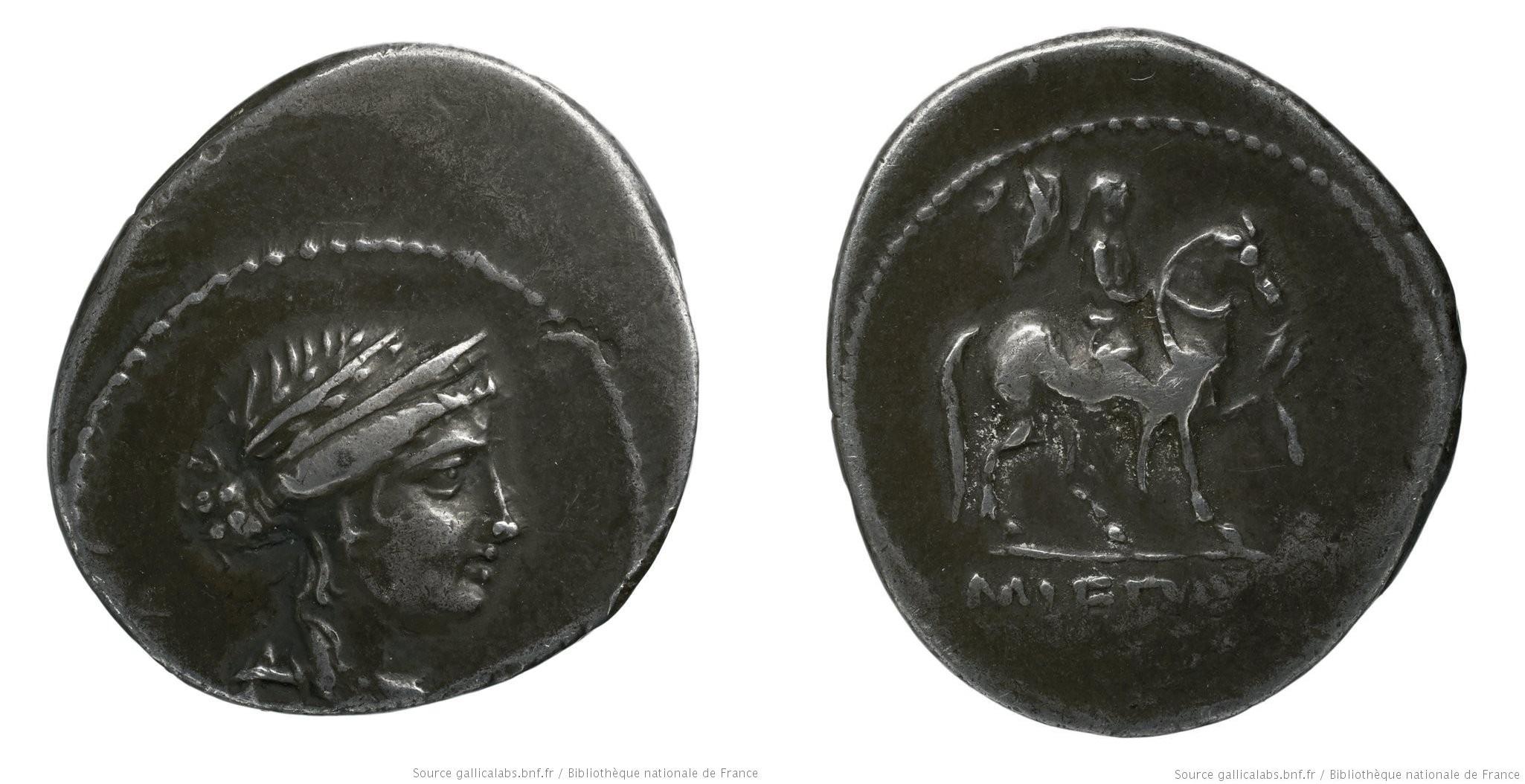 You are currently viewing 1381AE – Denier Aemilia – Marcus Æmilius Lepidus
