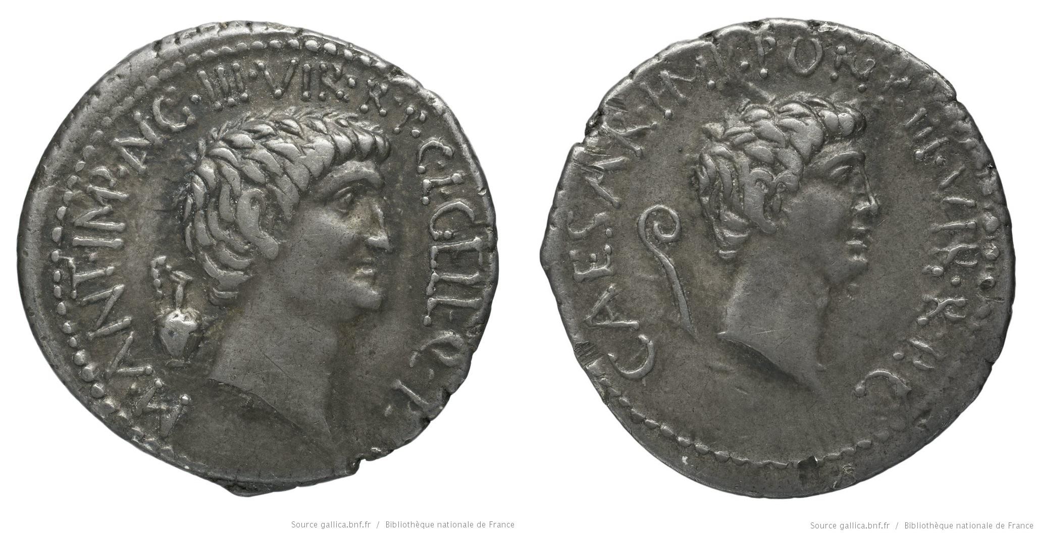 You are currently viewing 1692AN – Denier Marc Antoine et Octave – Lucius Gellius Publicola