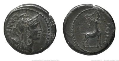 1455AN – Quinaire Antia – Caius Antius Restio