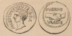 Aureus Lépide _ RRC 494/10