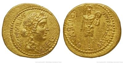Read more about the article 1650JU – Aureus Brutus – Marcus Servilius