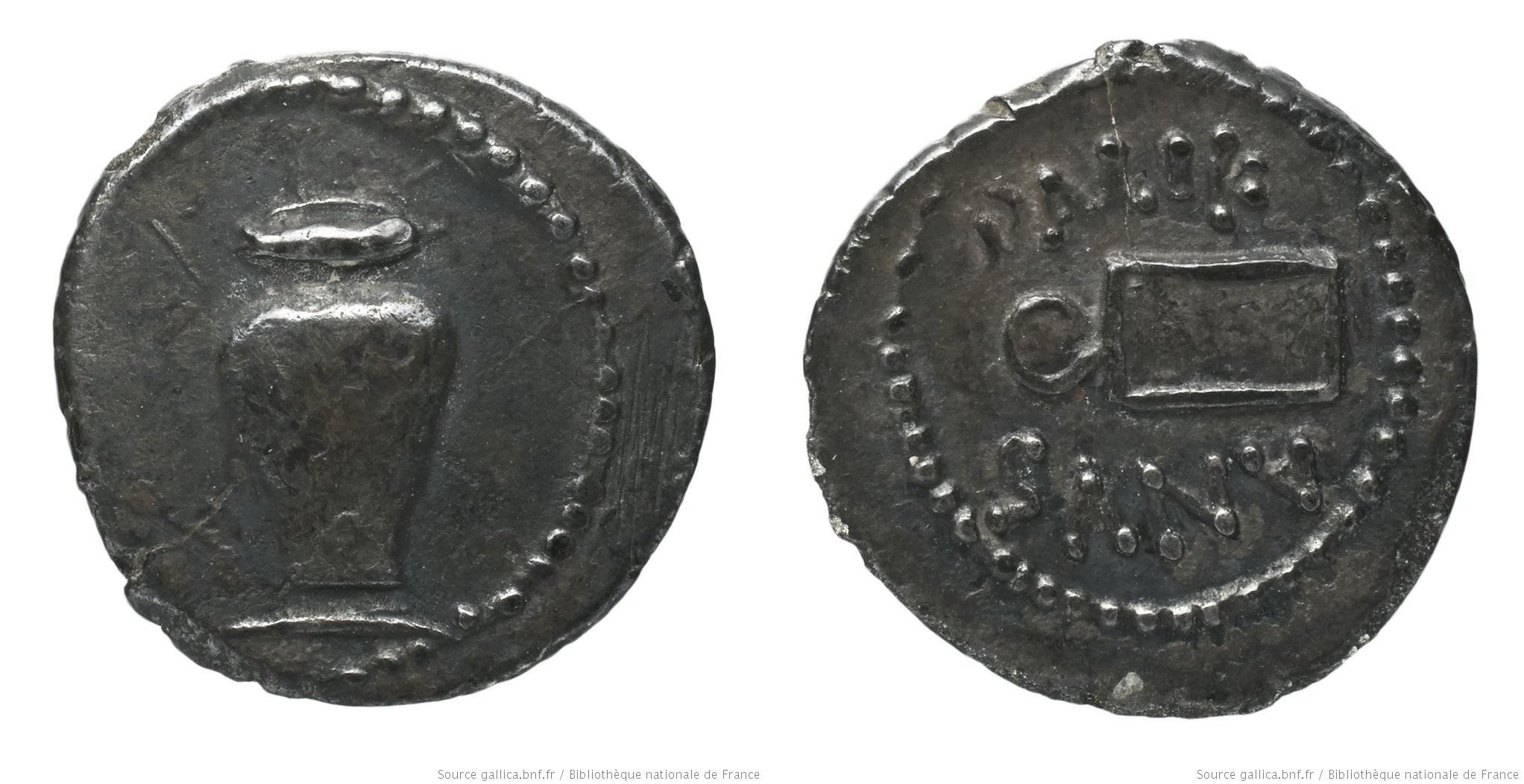 1506LO – Sesterce Lollia – Marcus Lollius Palicanus