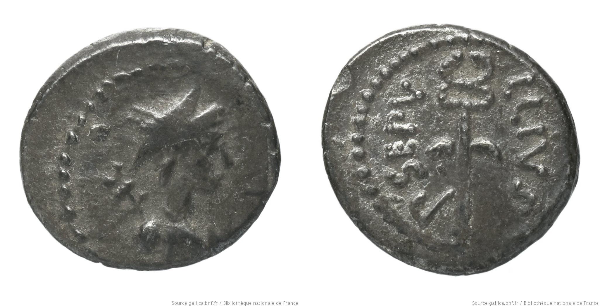 You are currently viewing 1548SE – Sesterce Sepullia – Publius Sepullius Macer