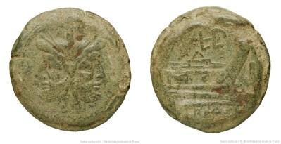 Read more about the article 547PL – As Plautia – Lucius Plautius Hypsaeus