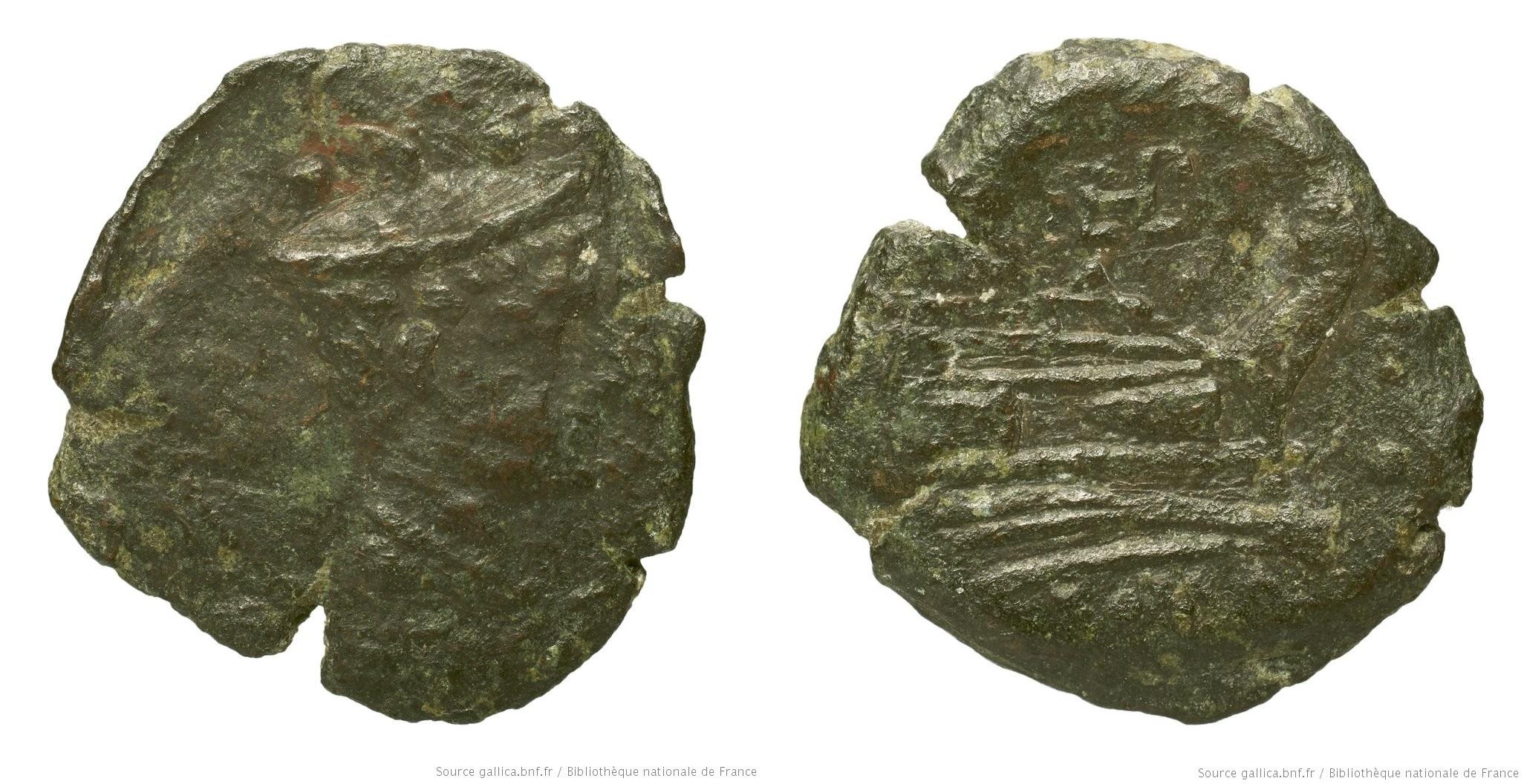 551PL – Sextans Plautia – Lucius Plautius Hypsaeus