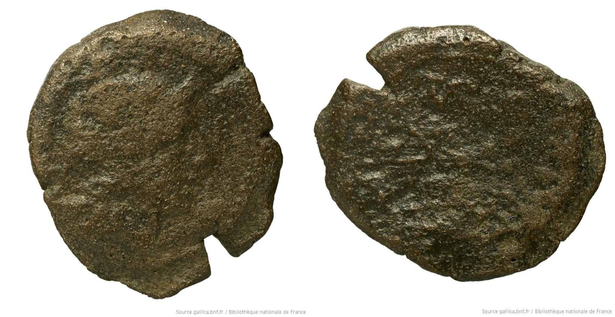 545BA – Once Baebia – Cnaeus Baebius Tampilus