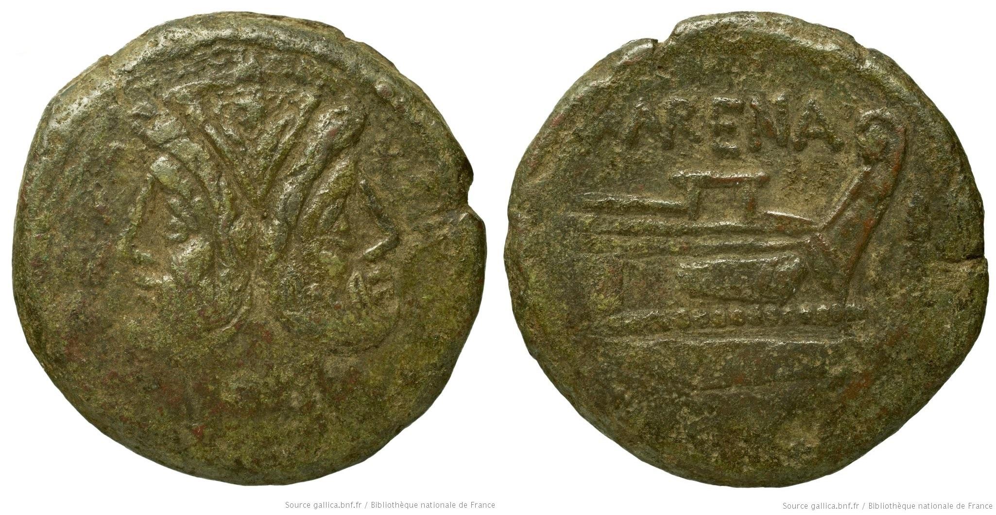 735LI – As Licinia – Licinius Murena