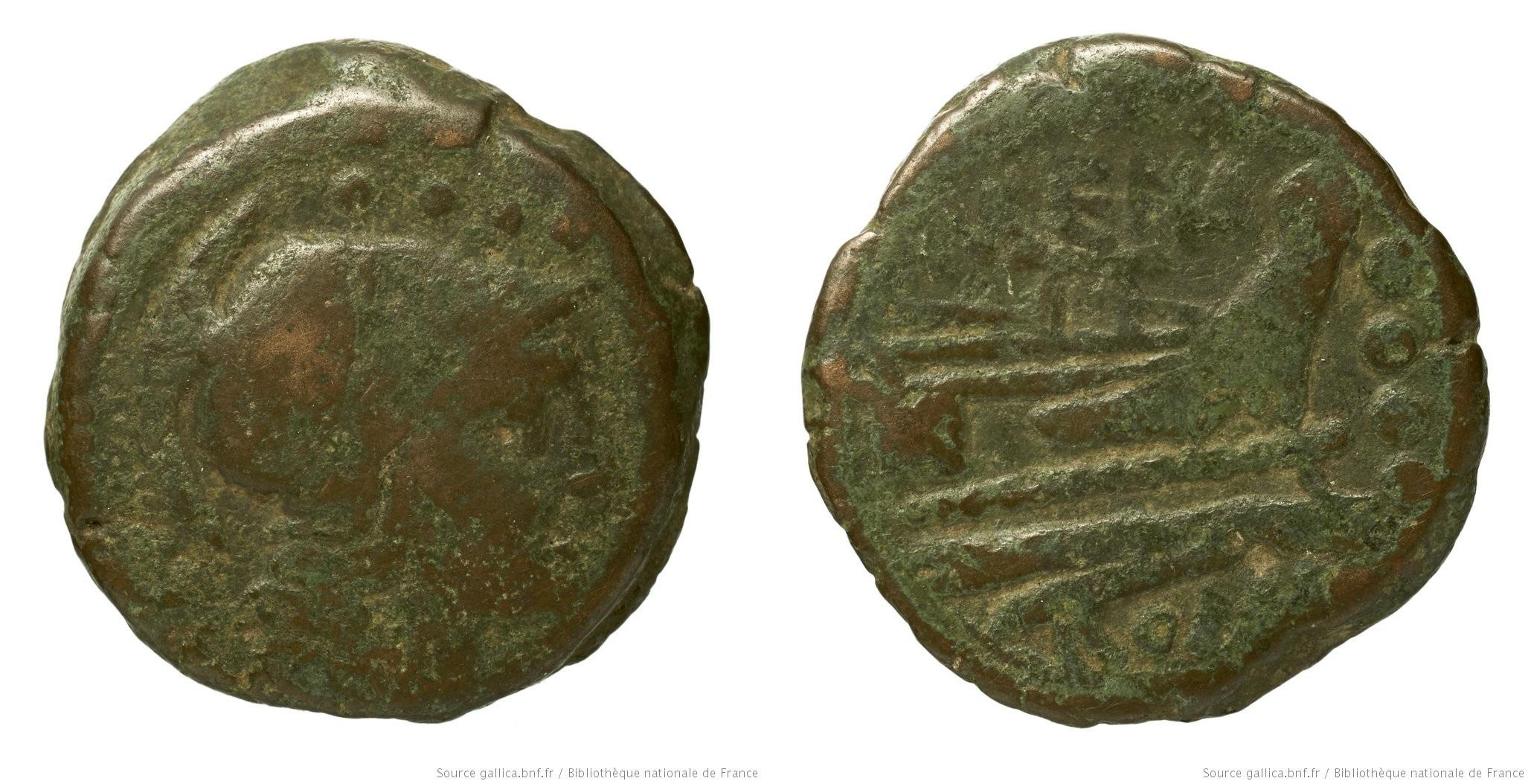 737LI – Triens Licinia – Licinius Murena