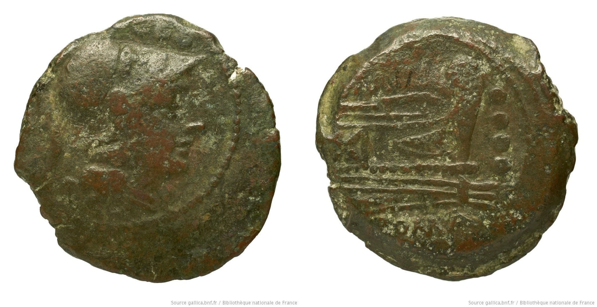 You are currently viewing 825MA – Triens Maiania – Caius Maianius