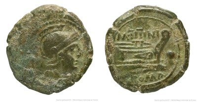 618TI – Once Titinia – Marcus Titinius