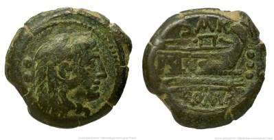 805AT – Quadrans Atilia – Sextus Atilius Serranus