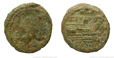 836CO – Semis Cornelia – Publius Cornelius Sulla