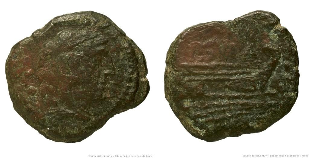 838CO – Quadrans Cornelia – Publius Cornelius Sulla