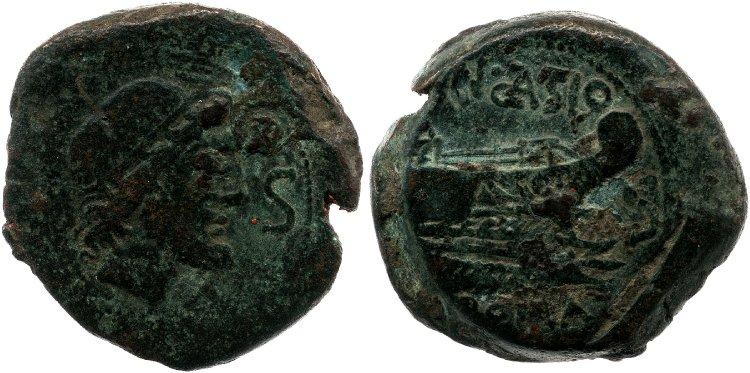 1109CO – Semis Cornelia – Cneius Cornelius Blasio