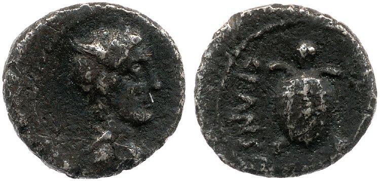 1438VI – Sesterce Vibia – Caius Vibius Pansa
