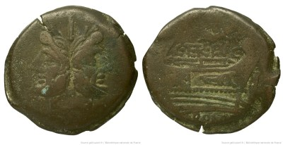 Read more about the article 885TE – As Terentia – Caius Terentius Lucanus