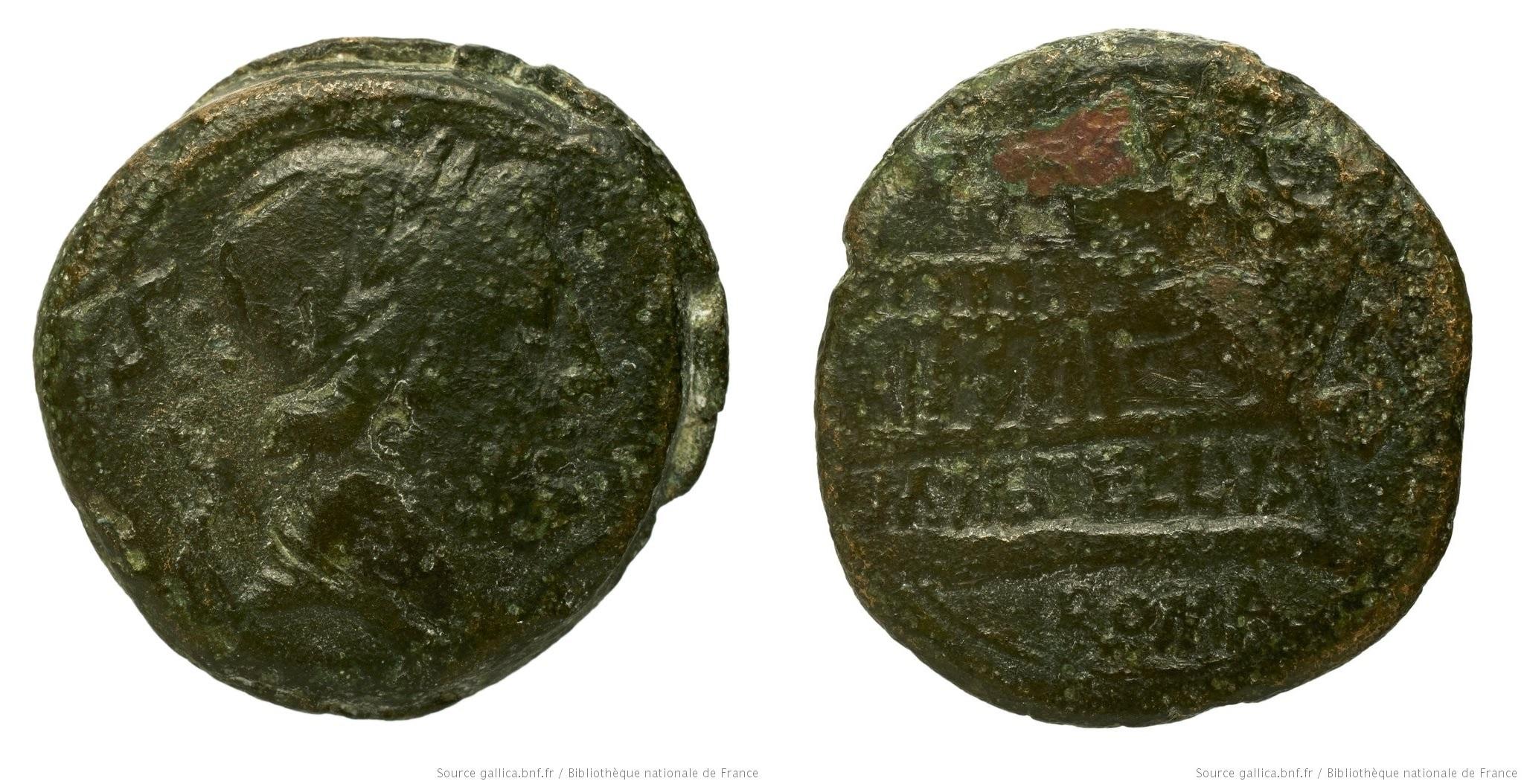 You are currently viewing 1020CA – Dodrans Caecilia – Marcus Cæcilius Metellus