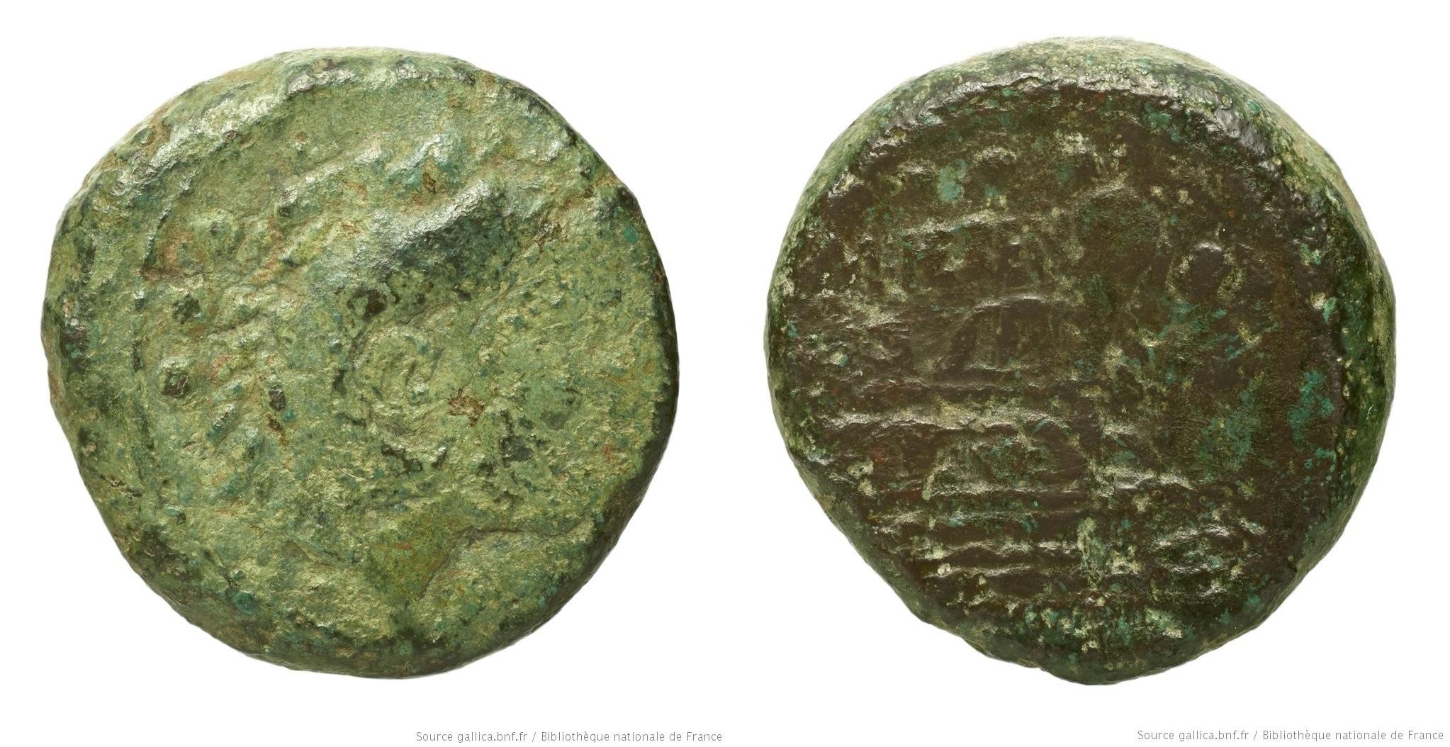 1127HE – Quadrans Herennia – Marcus Herennius