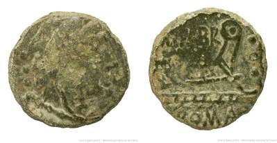 986FA – Quadrans Fabrinia – M. Fabrinius
