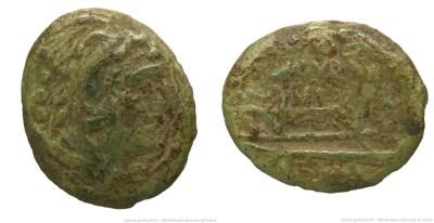 955MI – Quadrans Minucia – Tiberius Minucius
