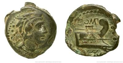 Read more about the article 1175PO – Quadrans Pomponia – Lucius Pomponius Molo