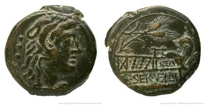 Read more about the article 1027SE – Quadrans Servilia – Caius Servilius Vatia