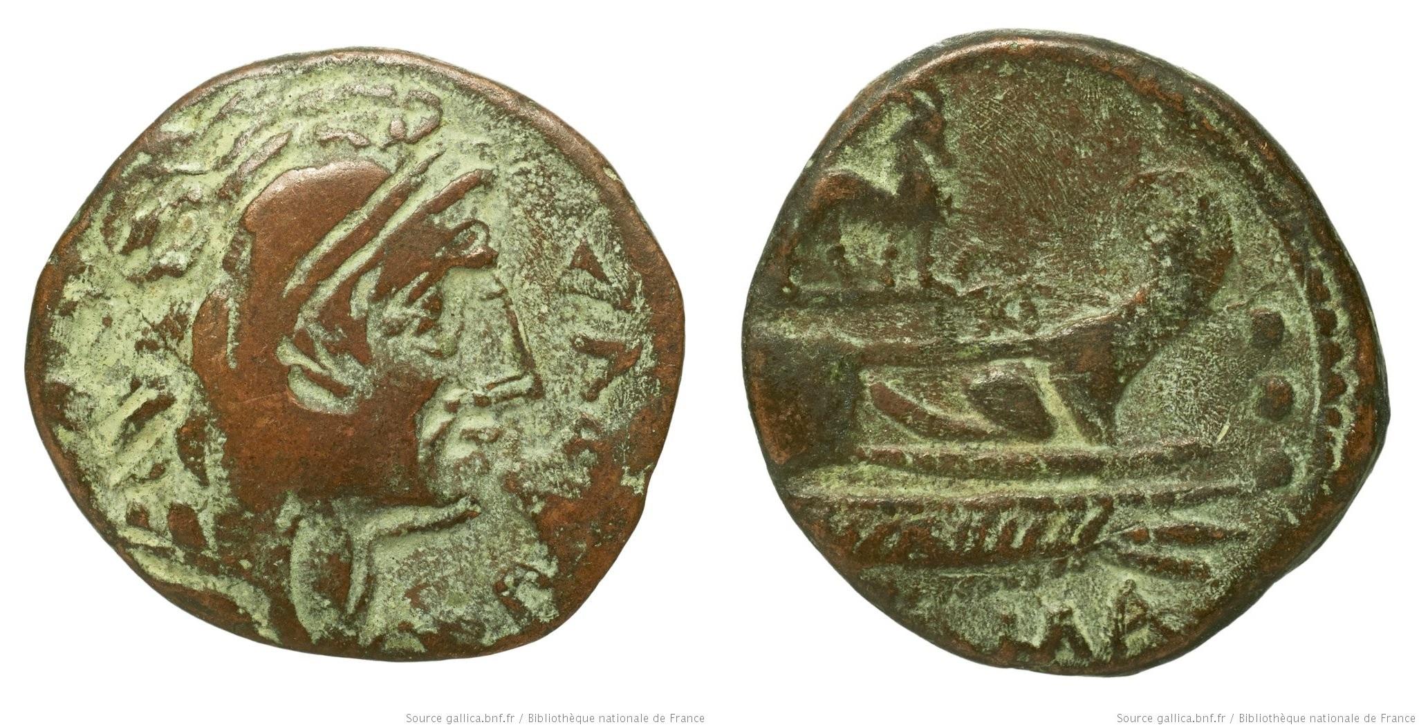 You are currently viewing 1101LI – Quadrans Licinia – Publius Licinius Nerva