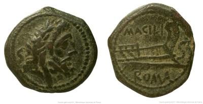 994AC – Semis Acilia – Marcus Acilius