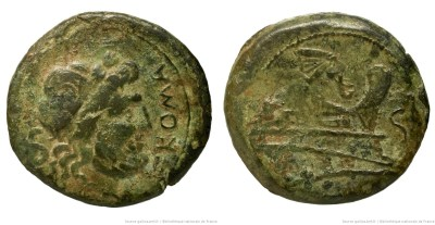 1041CA – Semis Caecilia – Caius Cæcilius Metellus Caprarius