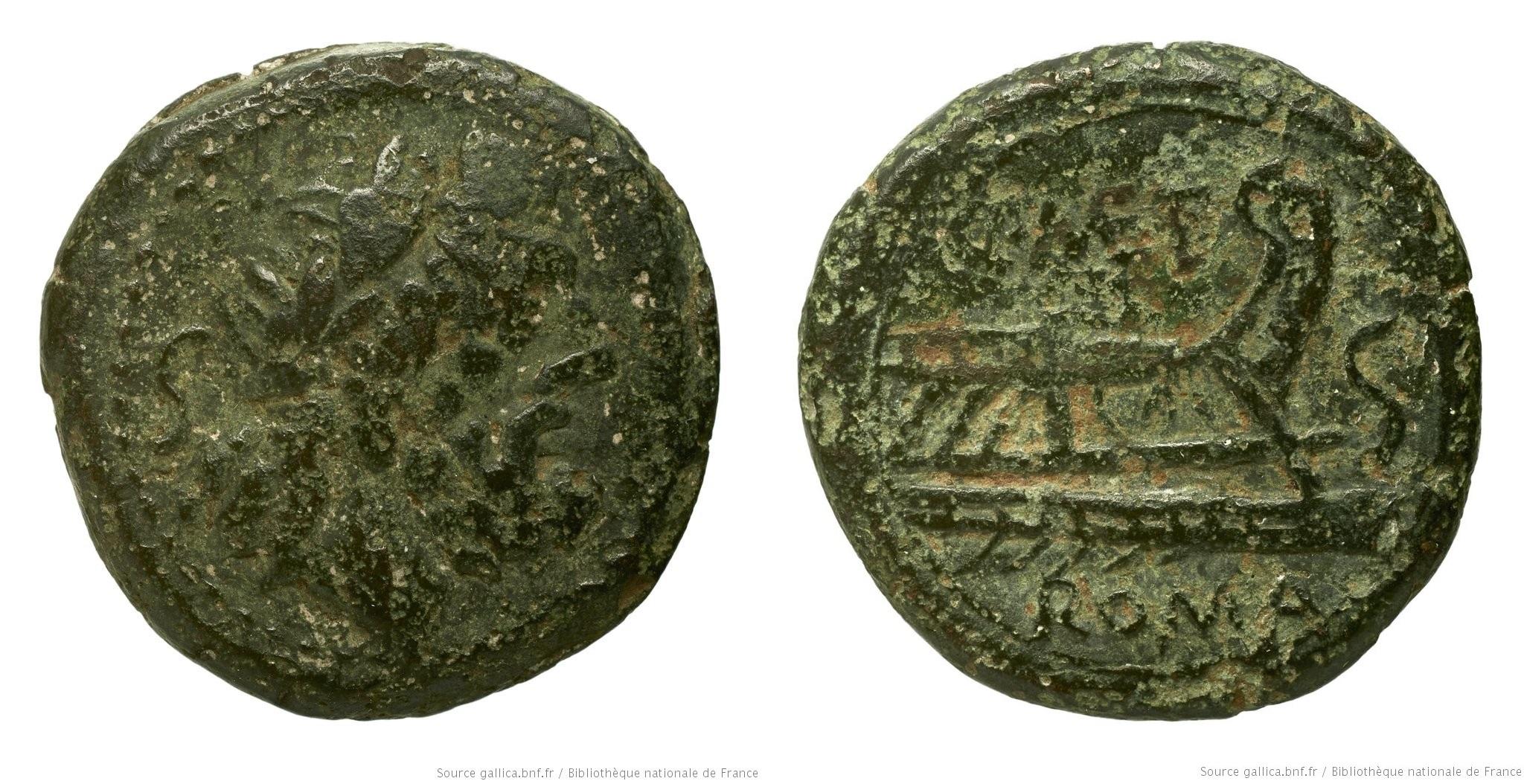 You are currently viewing 999CA – Semis Caecilia – Quintus Cæcilius Metellus