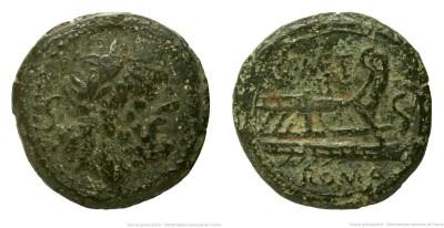 999CA – Semis Caecilia – Quintus Cæcilius Metellus