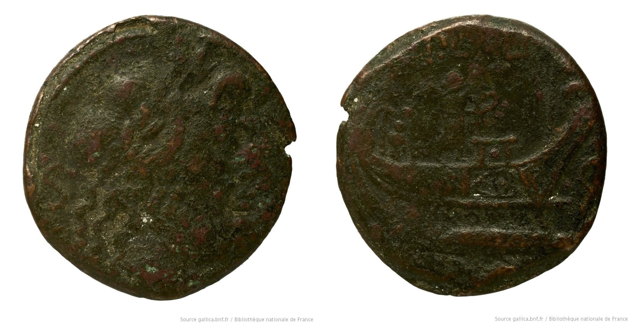 971CA – Semis Calpurnia – Publius Calpurnius