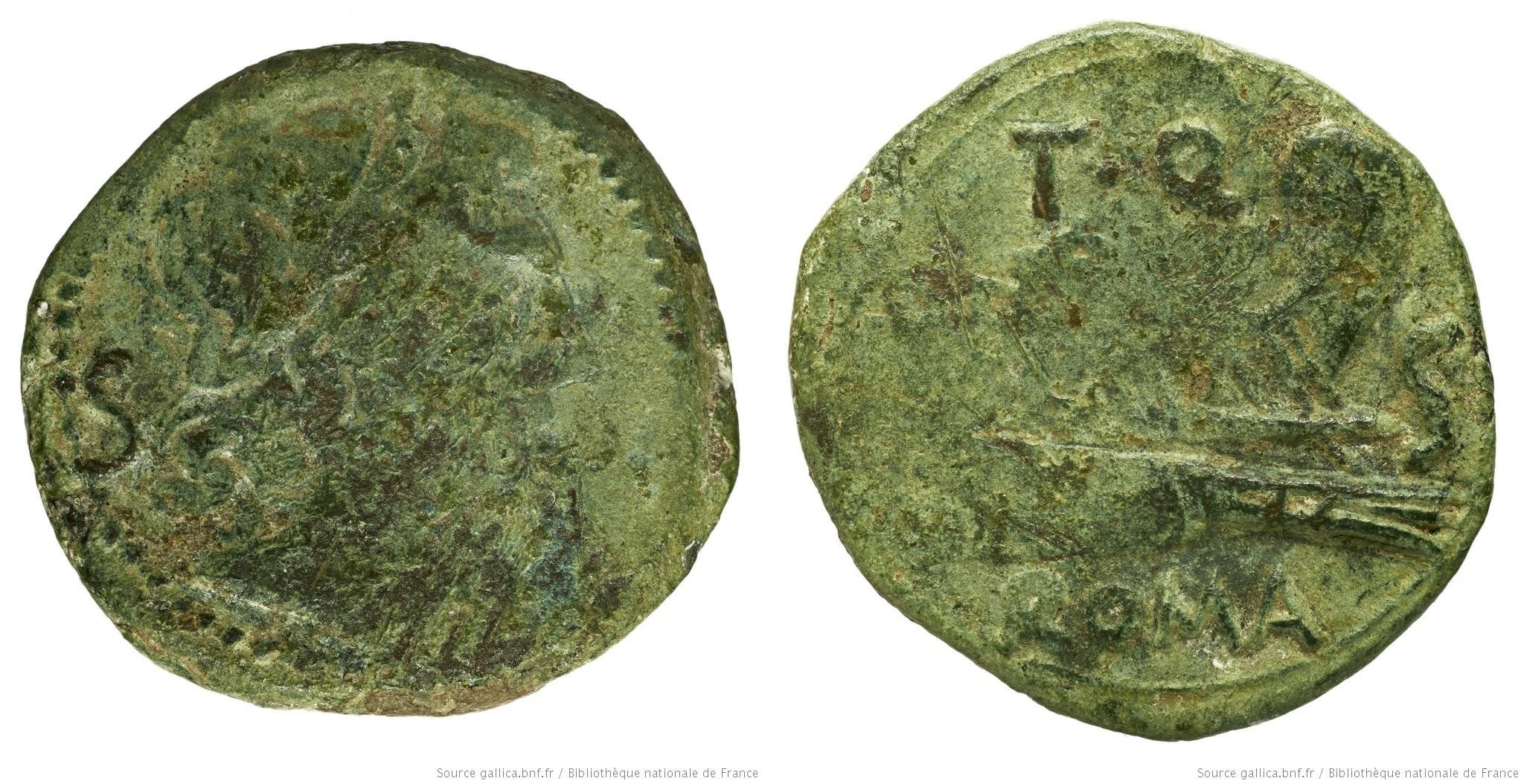 You are currently viewing 1036QU – Semis Quinctia – Titus Quinctius Flaminius