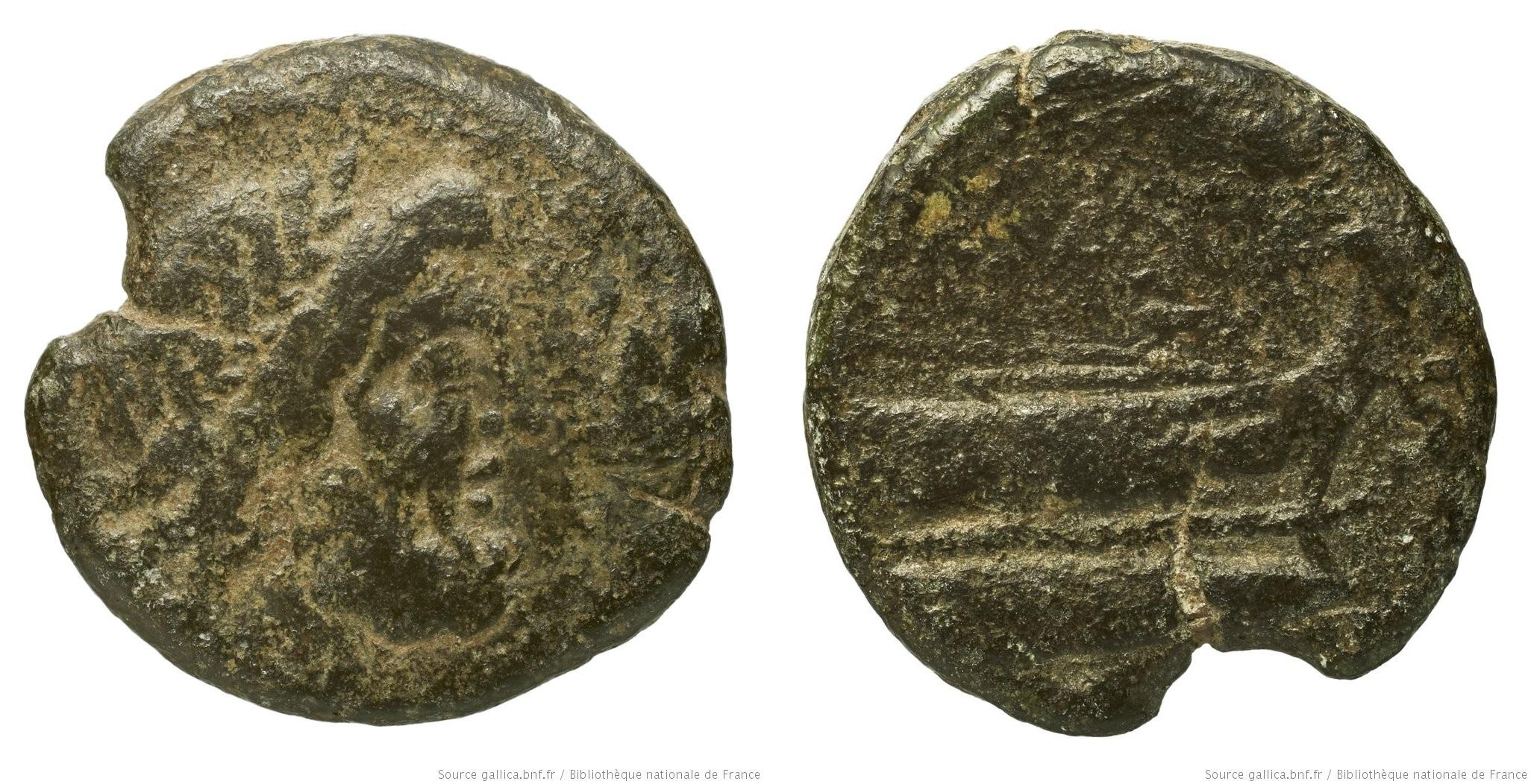 909VA – Semis Valeria – Caius Valerius Flaccus